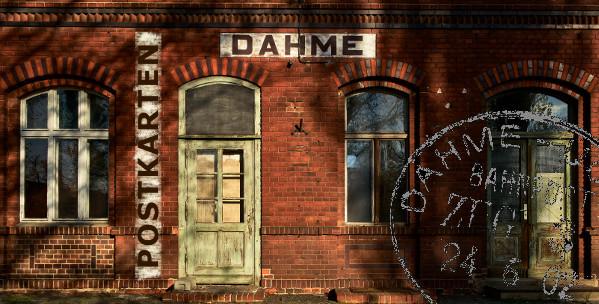 Schlampe aus Dahme/Mark